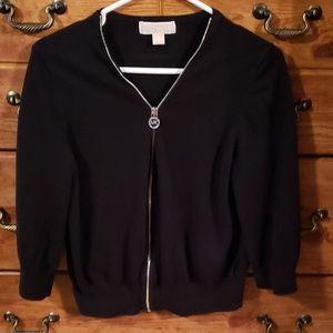 Michael Kors zip top